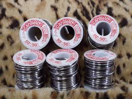 6 POUND DEAL - Canfield 50/50 Solder - Free Shipping